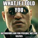 Kako otkriti gde se nalazi nečije kupatilo?